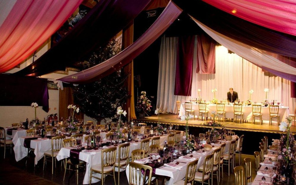 bridport electric palace wedding venue hire