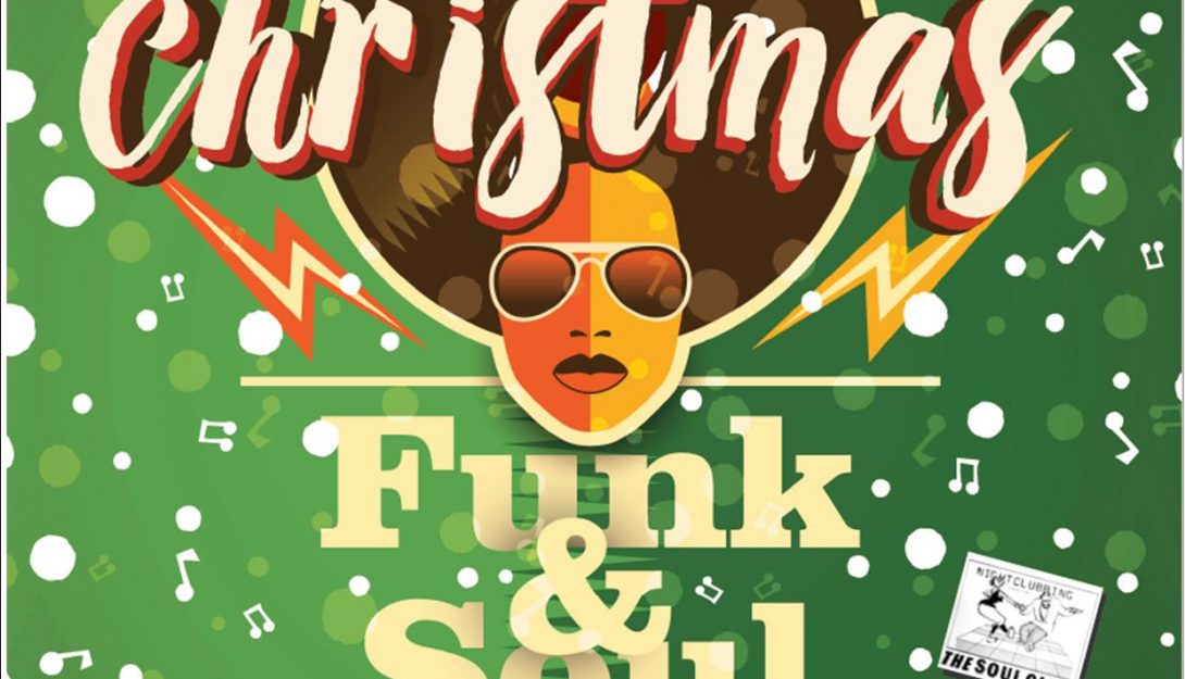 Dr Funk Christmas Funk and Soul Night