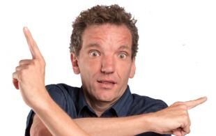 * SOLD OUT*Henning Wehn: Get On With It