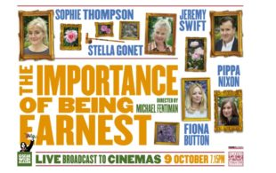 The Importance Of Being Earnest 2