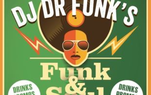 ZZ DJ Dr Funk : Funk & Soul Night