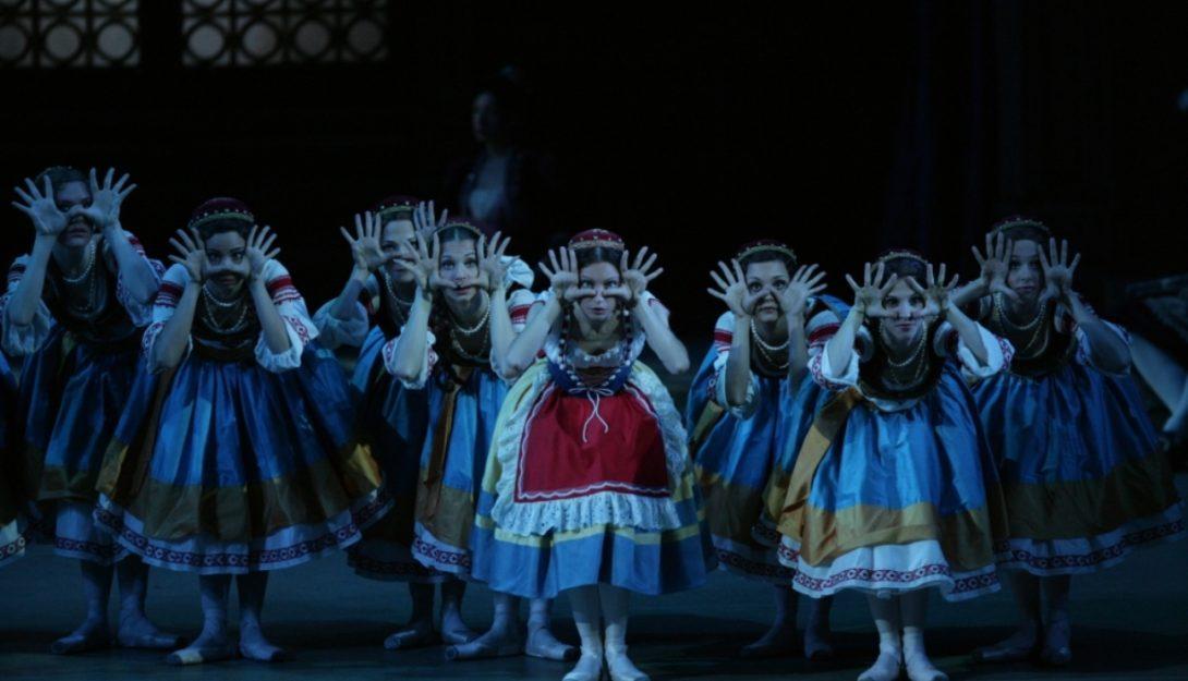 ZZ BOLSHOI LIVE : Coppélia 5