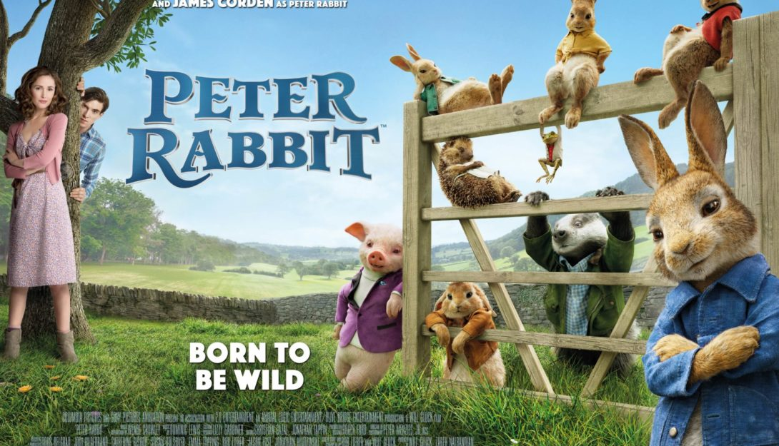 ZZ Peter Rabbit (PG) 2