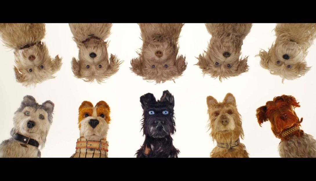 ZZ Isle Of Dogs (PG)
