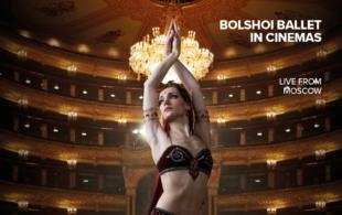 BOLSHOI LIVE : La Bayadere