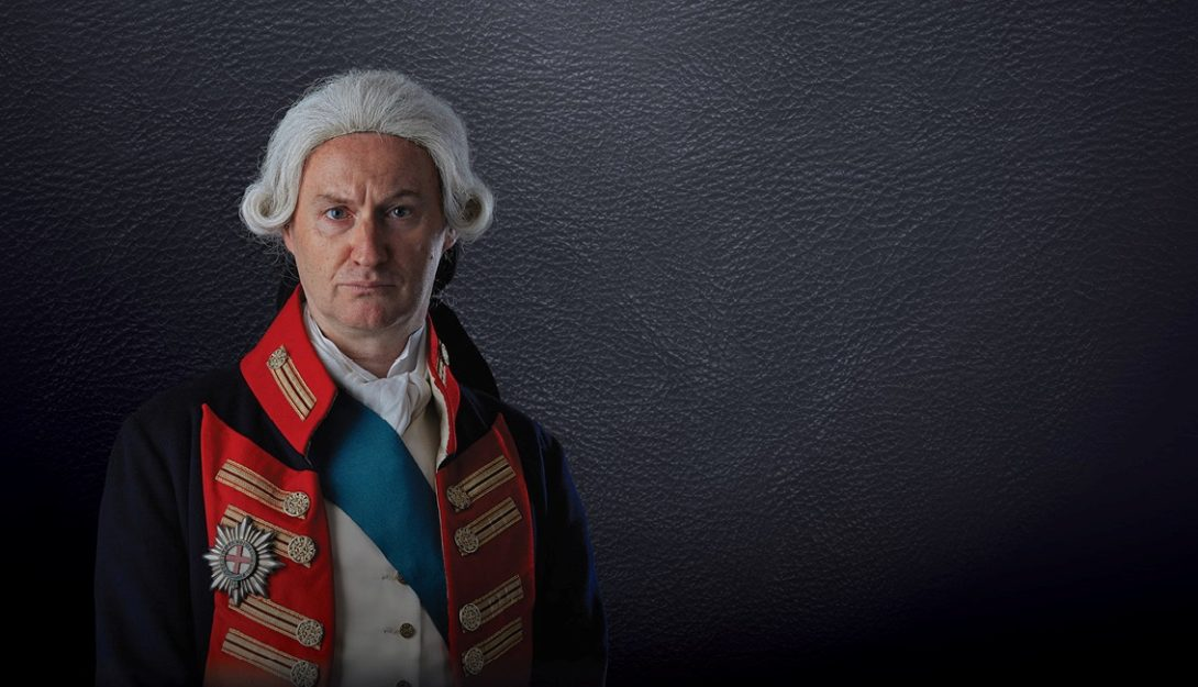 NT LIVE : The Madness Of King George III 1