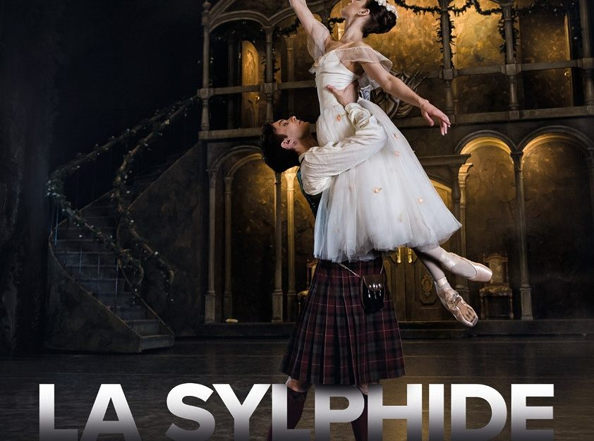 BOLSHOI : La Sylphide 5