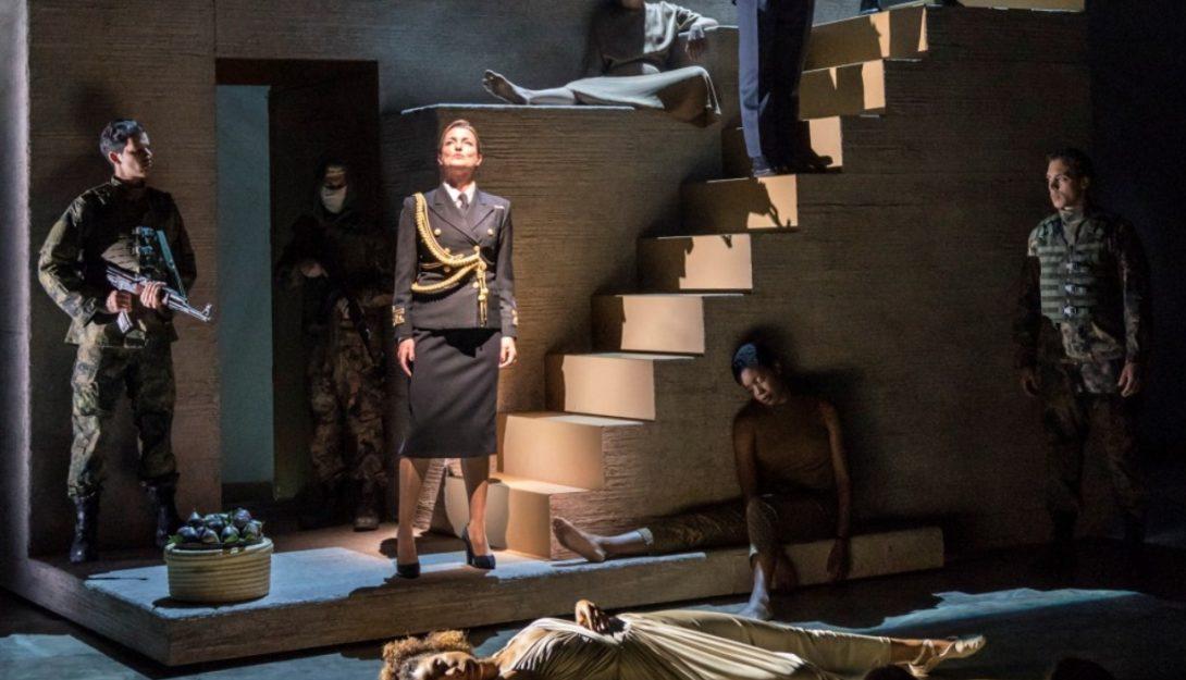 NT LIVE: Antony & Cleopatra 1
