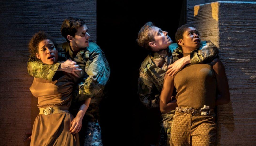 NT LIVE: Antony & Cleopatra 3