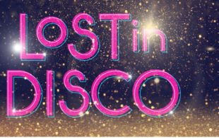 'LOST IN DISCO'  Christmas Party 2018