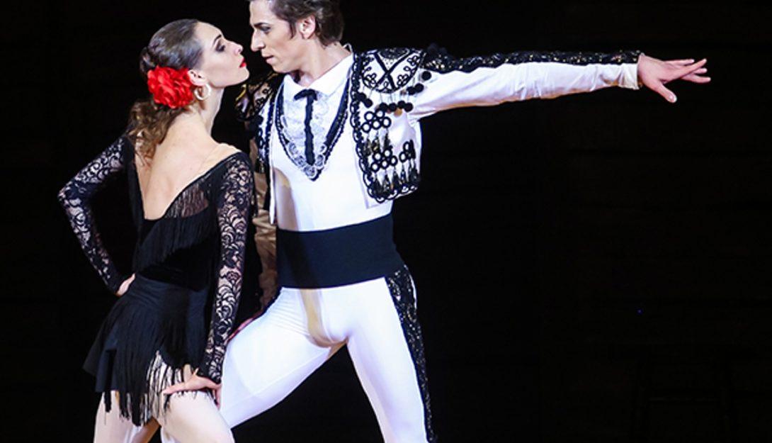 BOLSHOI LIVE:Carmen Suite/Petrushka 2