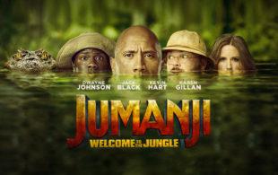 Jumanji: Welcome To The Jungle (12) (2017) 2