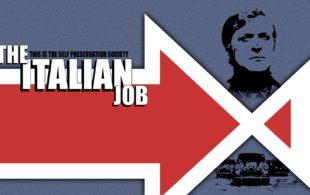 The Italian Job (U) (1969) 2