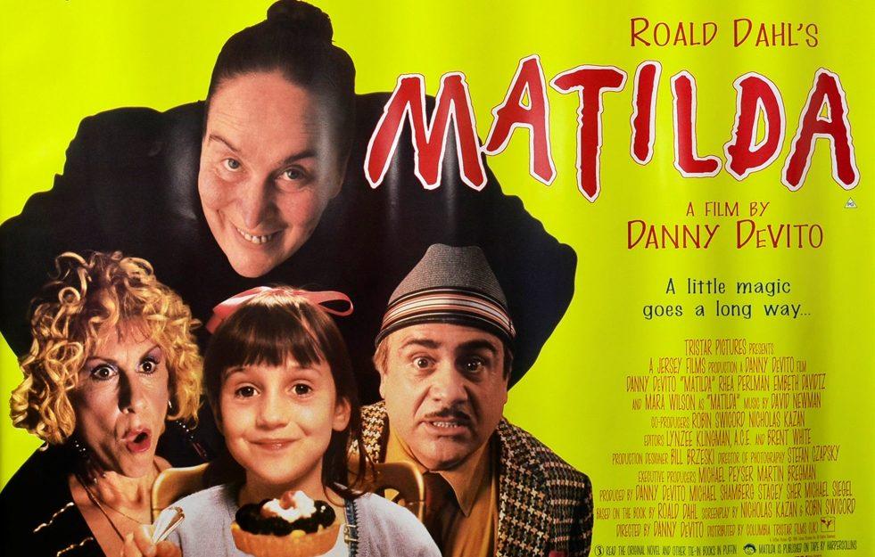 FILM: Matilda (PG) (1996)