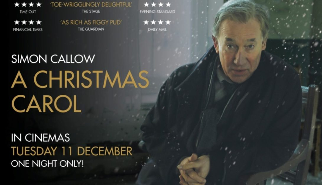 SCREENING : Simon Callow - A Christmas Carol 3