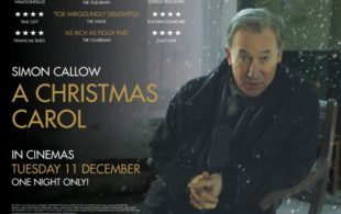 SCREENING : Simon Callow - A Christmas Carol 3