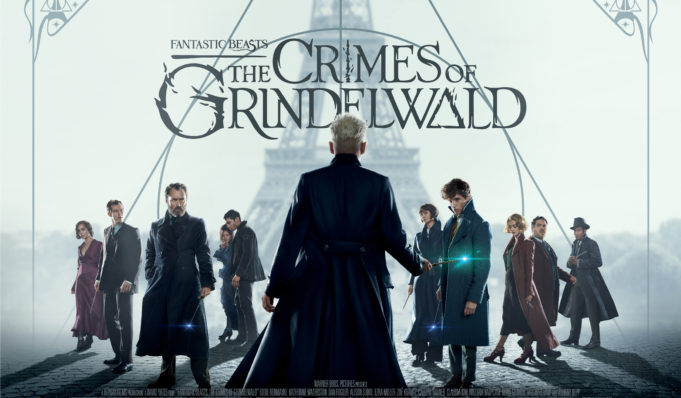 FANTASTIC BEASTS: THE CRIMES OF GRINDELWALD (12A) 2