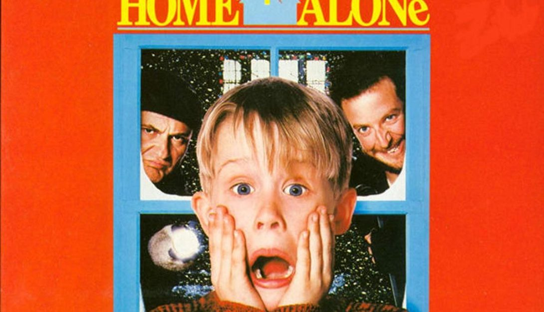 Home Alone (PG) (1990) 1