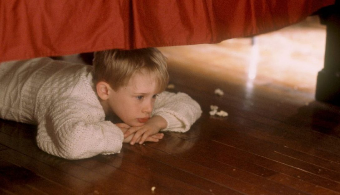 Home Alone (PG) (1990) 3