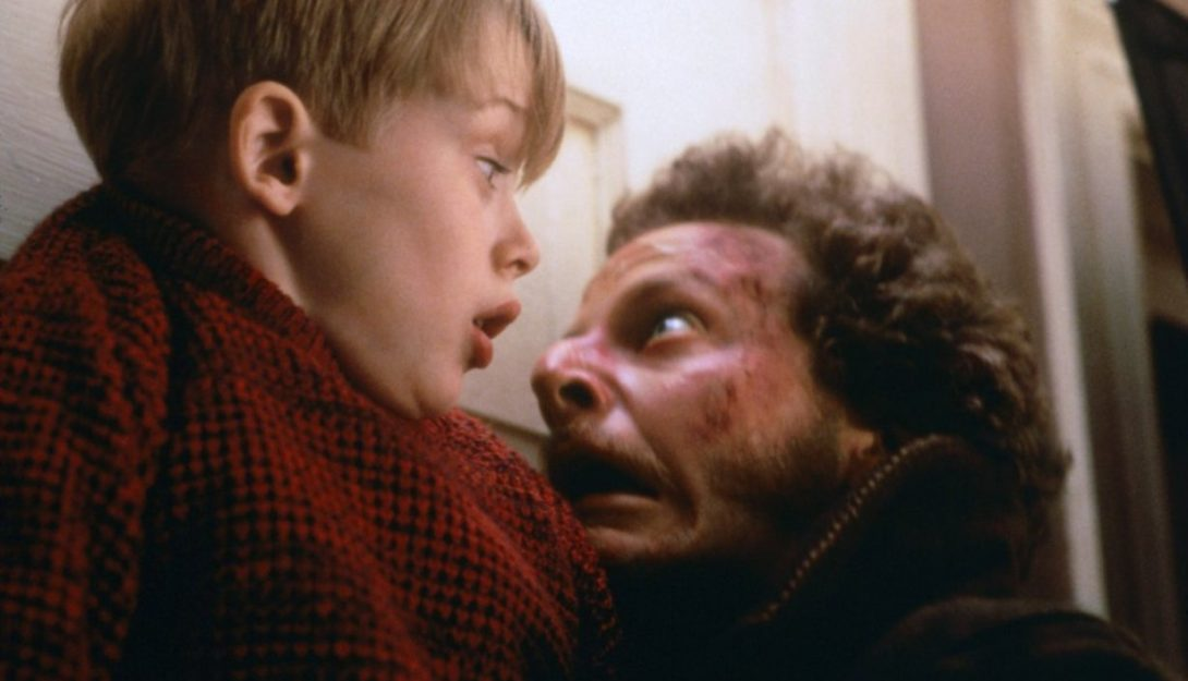 Home Alone (PG) (1990) 6