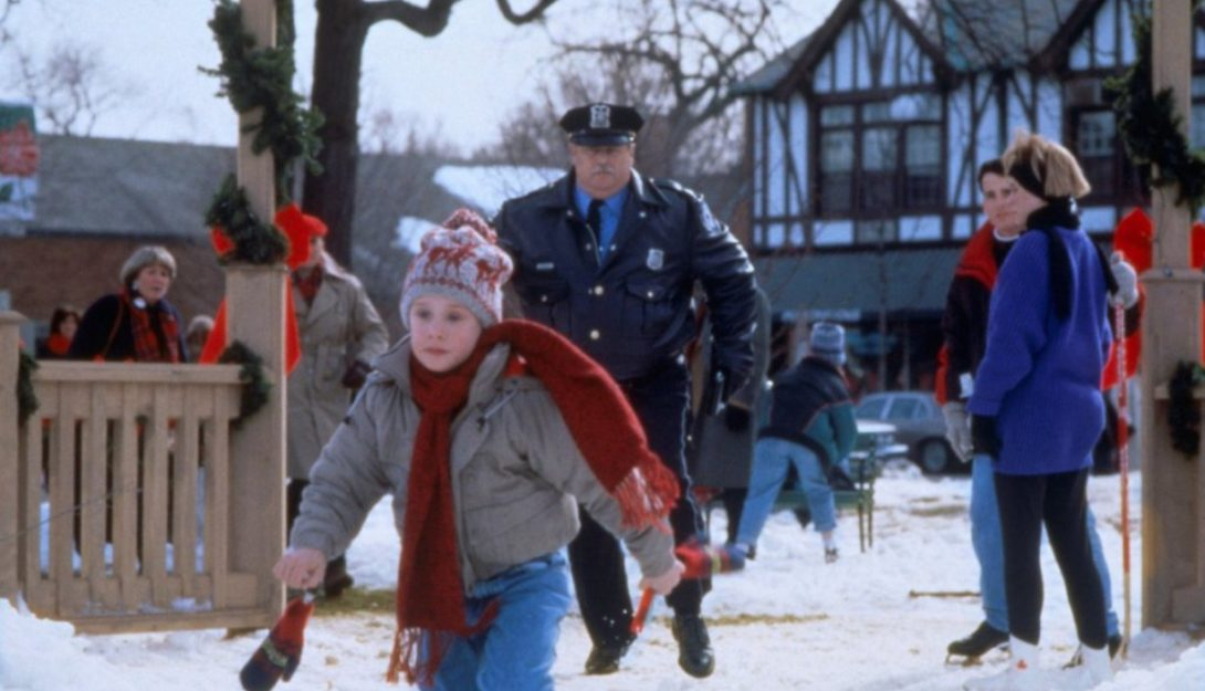 Home Alone (PG) (1990) 7
