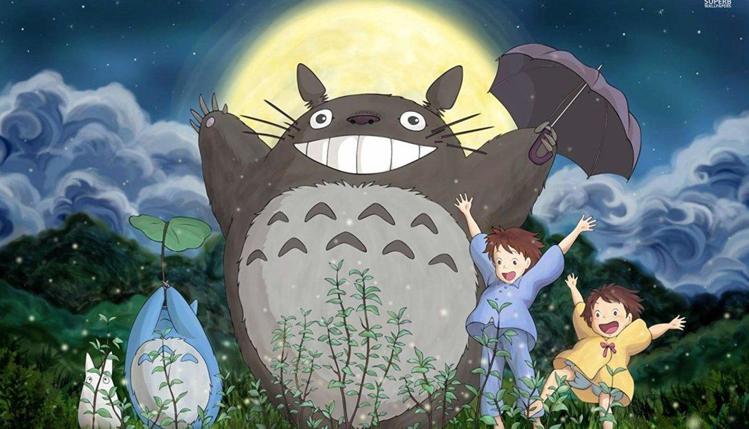 My Neighbour Totoro (U) (2013) 86 mins 8