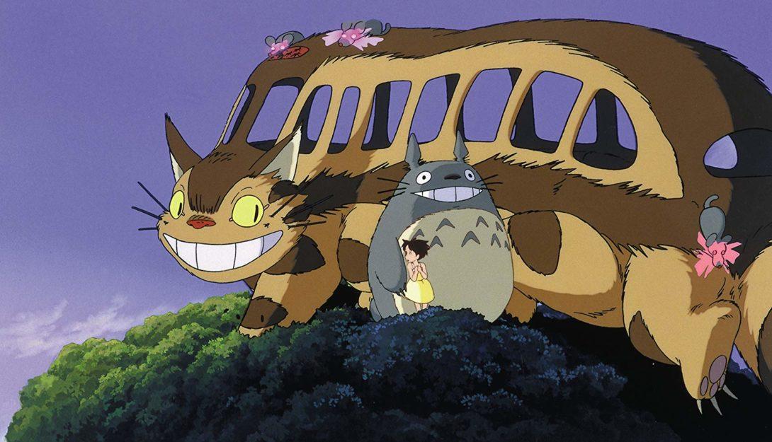 My Neighbour Totoro (U) (2013) 86 mins 9