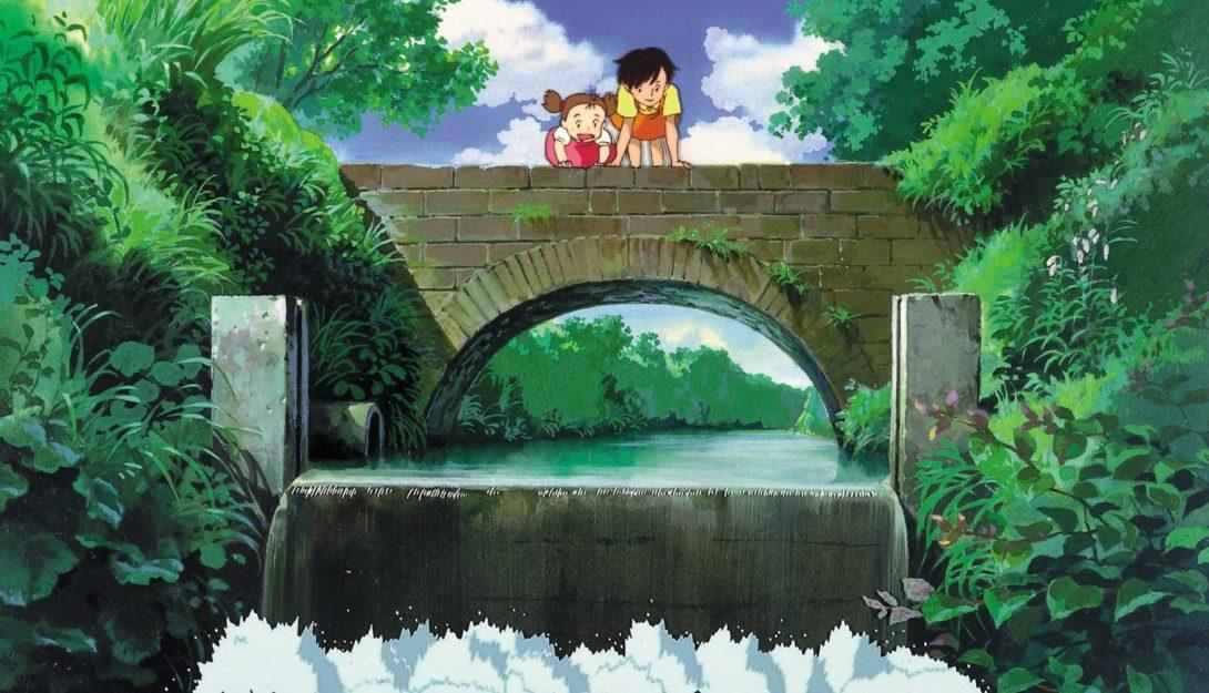 My Neighbour Totoro (U) (2013) 86 mins 10