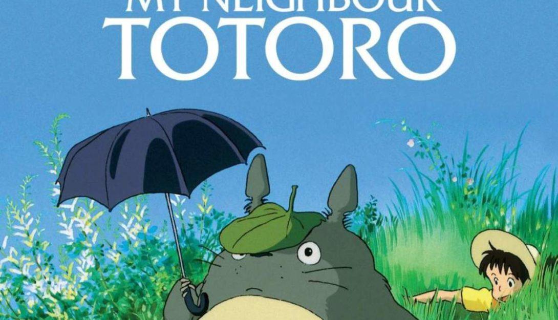 My Neighbour Totoro (U) (2013) 86 mins