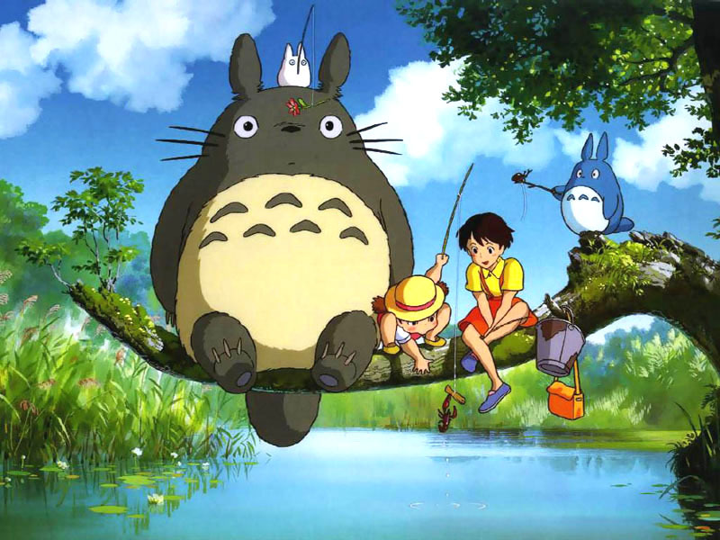 My Neighbour Totoro (U) (2013) 86 mins 1