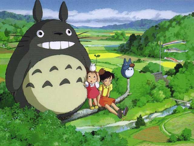 My Neighbour Totoro (U) (2013) 86 mins 2