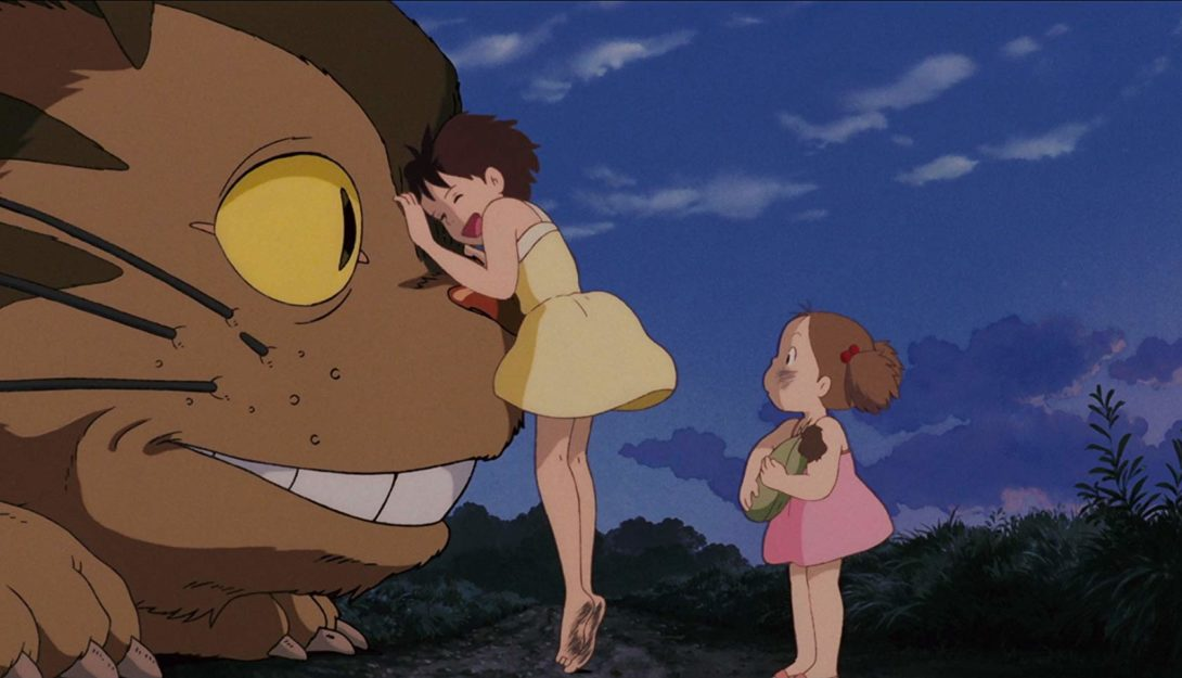 My Neighbour Totoro (U) (2013) 86 mins 3