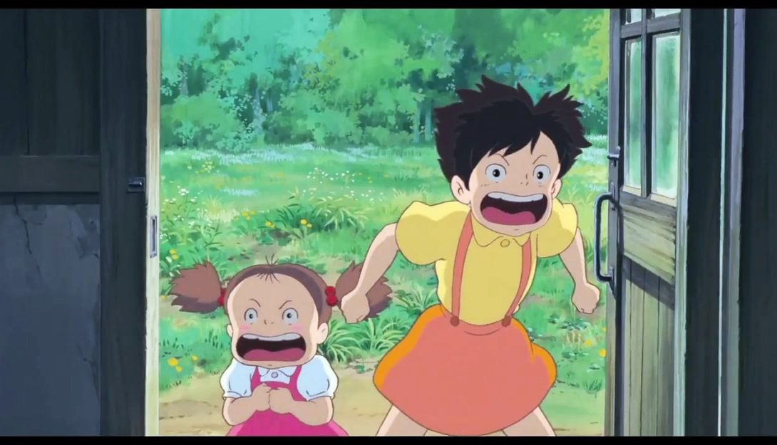 My Neighbour Totoro (U) (2013) 86 mins 5