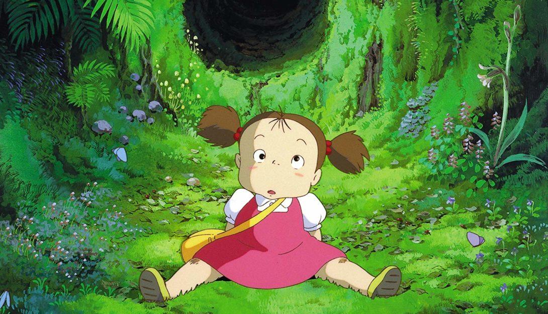 My Neighbour Totoro (U) (2013) 86 mins 6