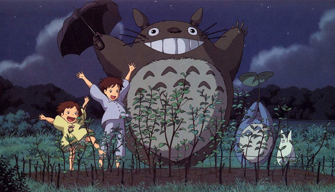 My Neighbour Totoro (U) (2013) 86 mins 7