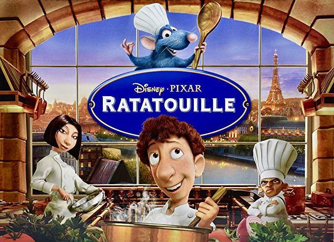 Ratatouille (PG) (2007) 1