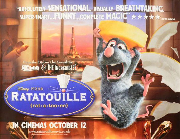 Ratatouille (PG) (2007) 2