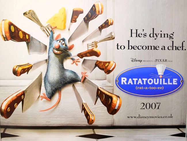 Ratatouille (PG) (2007) 3