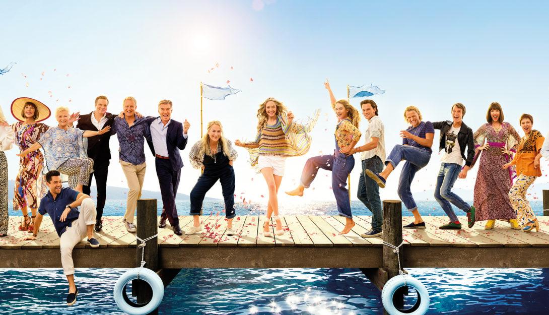 Mamma Mia 2 Sing-A-Long (PG) 10