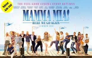 Mamma Mia 2 Sing-A-Long (PG)