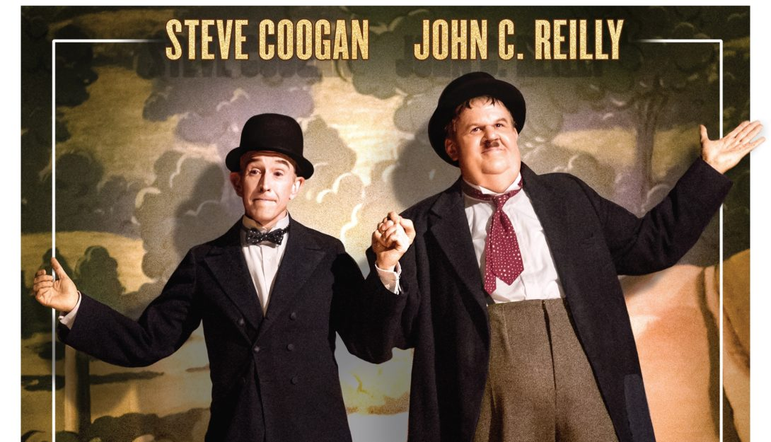 Stan & Ollie (PG) (2018)