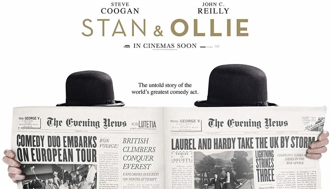 Stan & Ollie (PG) (2018) 1