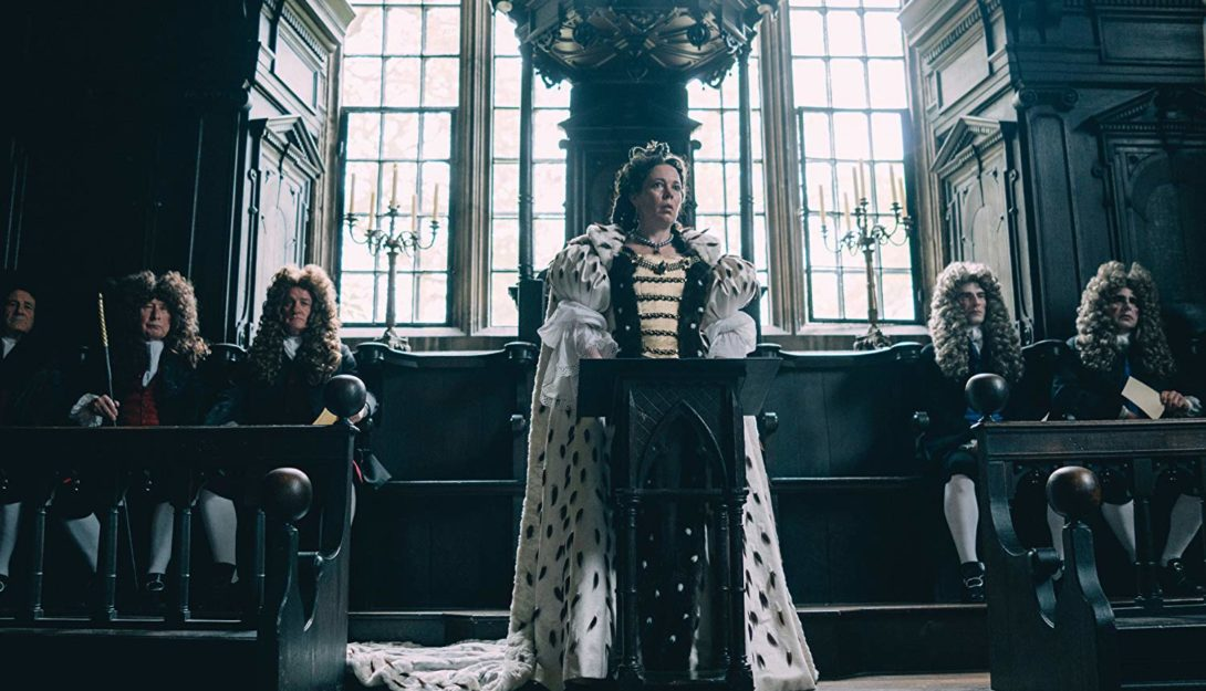 The Favourite (15) (2018) 2