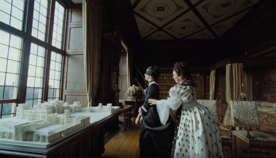The Favourite (15) (2018) 3