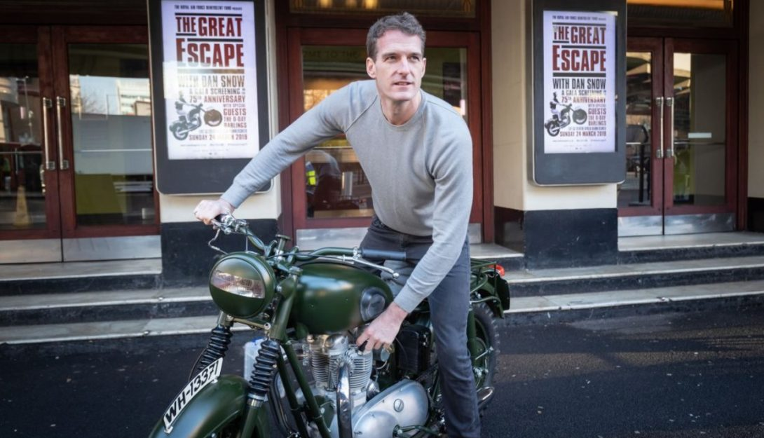 The Great Escape with Dan Snow 5
