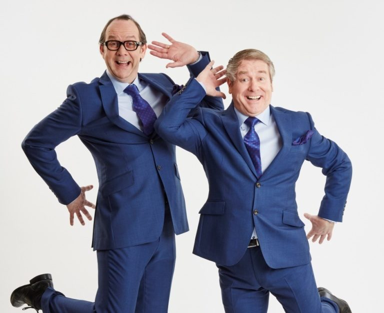 An Evening with Eric & Ern 1