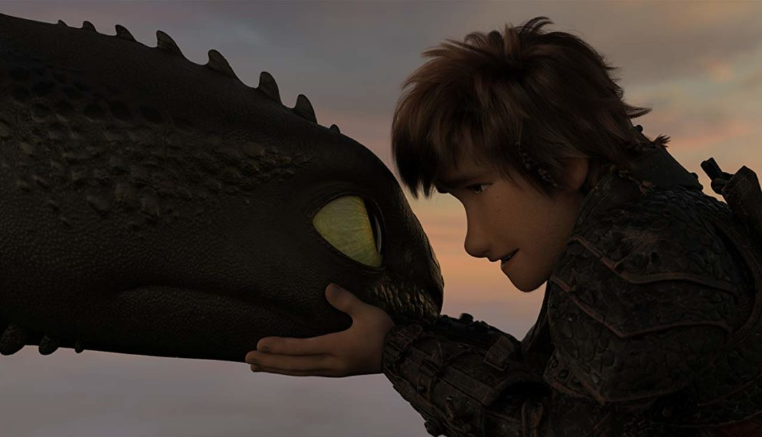 How To Train Your Dragon: The Hidden World (PG) 8