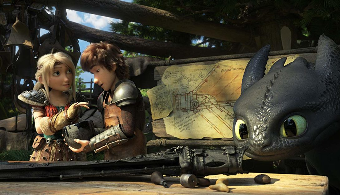 How To Train Your Dragon: The Hidden World (PG) 9