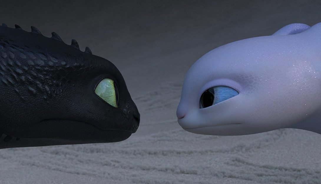 How To Train Your Dragon: The Hidden World (PG) 2