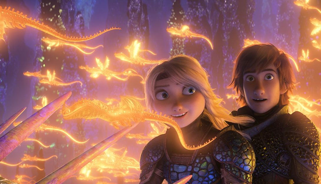 How To Train Your Dragon: The Hidden World (PG) 4